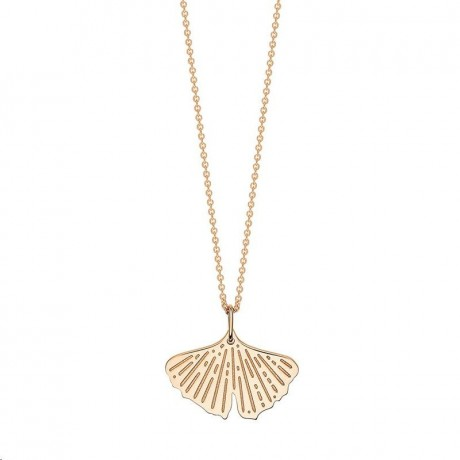 Collier Gingko Mini Ginette NY GNK03