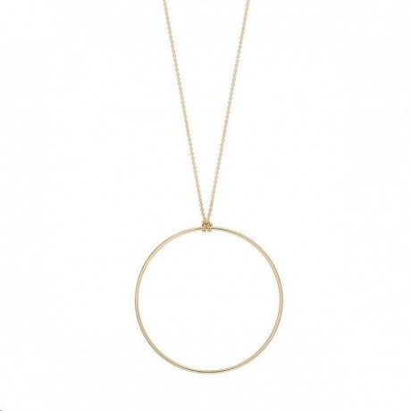 Collier Circle Or rose GINETTE NY CCE001