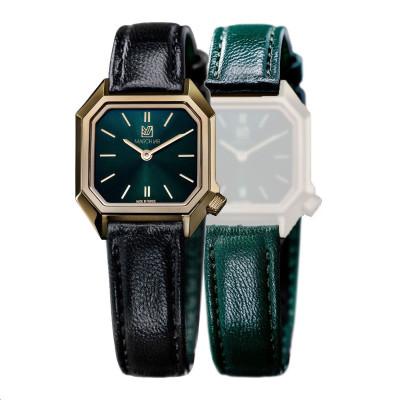 Bracelet Mini Ever Disc Or rose Diamants