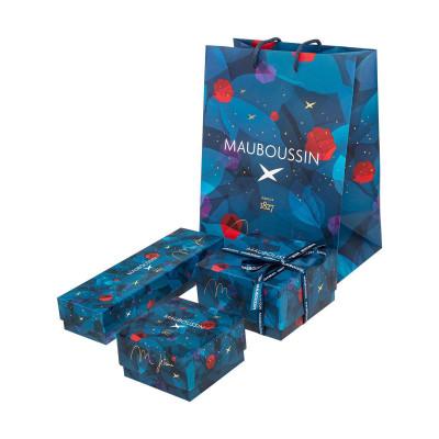 Bague Etoilement divine Or rose Diamants