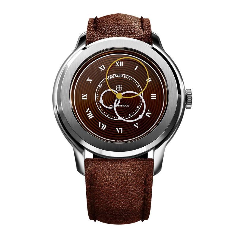 Solitaire New Age Or jaune Diamant 0.70 carat FSI1 Solitaires NA1DIJ070FSI1