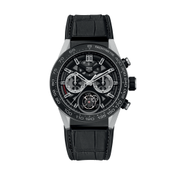 Chrono Tourbillon Carrera Calibre Heuer 02 T