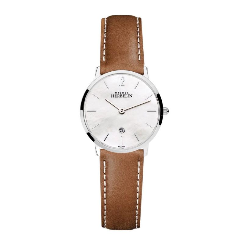 Boucles d'oreilles Classique Or blanc Diamants blancs Sélection Alain BOP351G